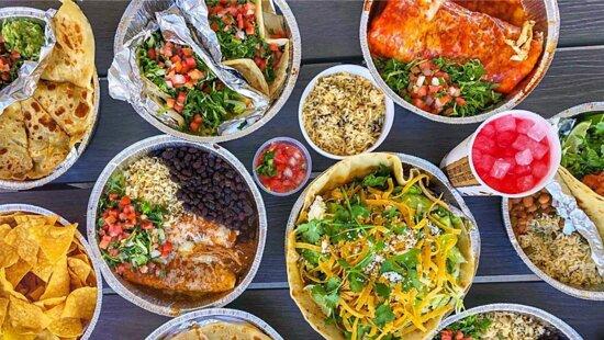 Cafe Rio Family Feast