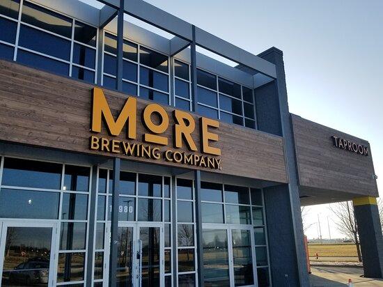 More Brewing Company - Huntley