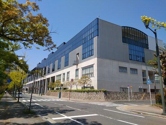 Motomachi Highschool Buildings