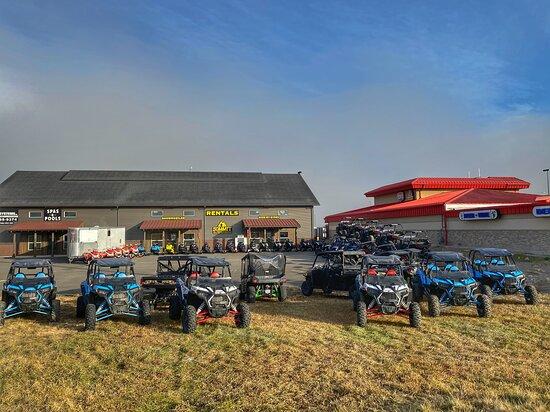 Summit Motorsports All Terrain Rentals