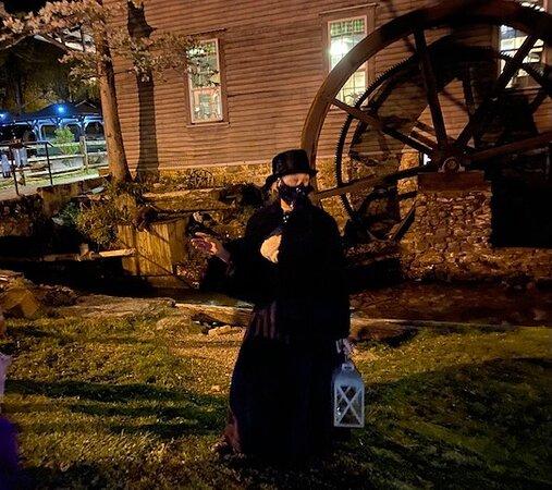 Olde Towne Cumberland Gap Ghost Tours
