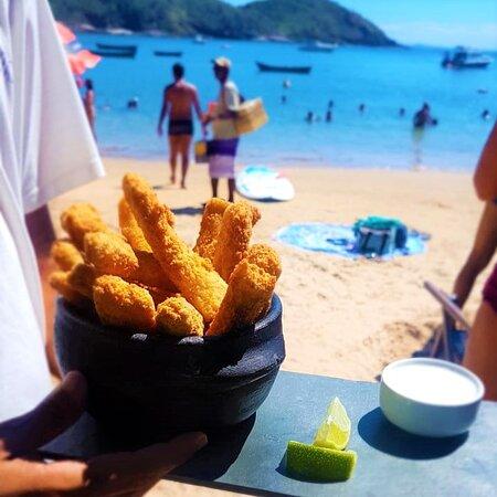 Serviço de praia eficiente