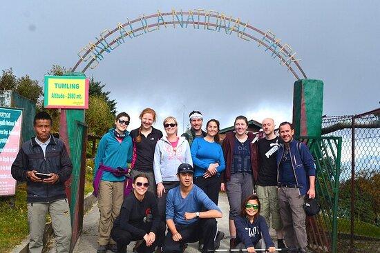 Darjeeling Sandakphu -Timburey Trek