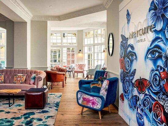 Mercure Bristol Grand Hotel, hôtels à Bristol