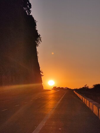 Cat Ba sunset