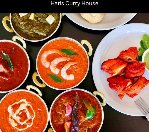 Haris Curry house