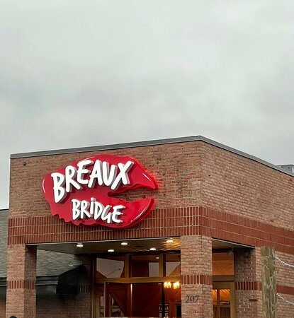How do y'all like our new sign?
