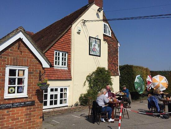 2.  Queens Head Inn, Icklesham, Eastn Sussex