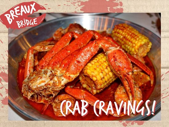 We can satisfy ALL those cravin's, breaux!