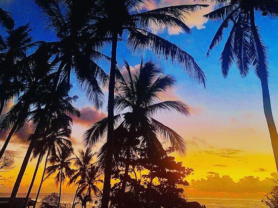 Diani Beach, Quênia: Diani Kenya sunset