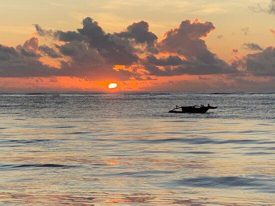 Diani Beach, Quênia: Sunrise
