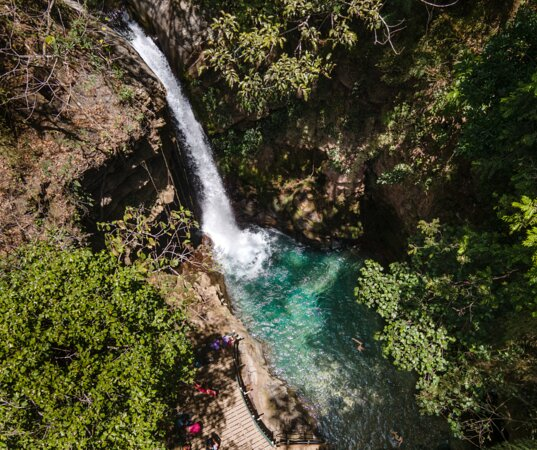 La Oropendola Waterfall free access for Hotel Guests
