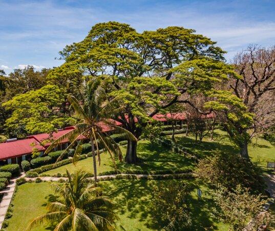 Hotel Hacienda Guachipelin, hoteles en Rincon de La Vieja