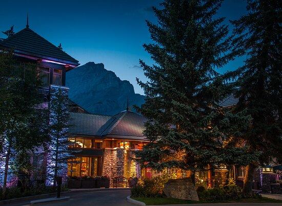Royal Canadian Lodge, hôtels à Banff