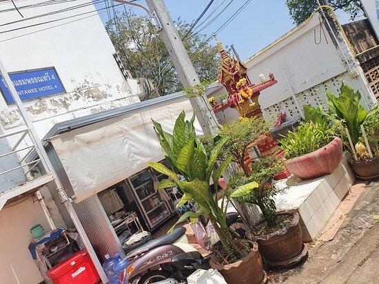 Pantawee Hotel Branch 2 Nong Khai Coffee Chill TV