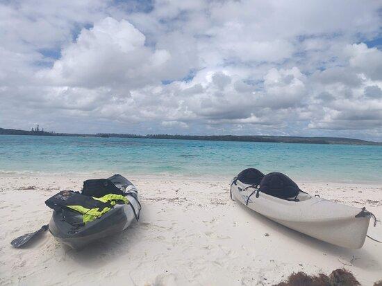 Gadji Kayak (camping-vanilleraie De Gadji)