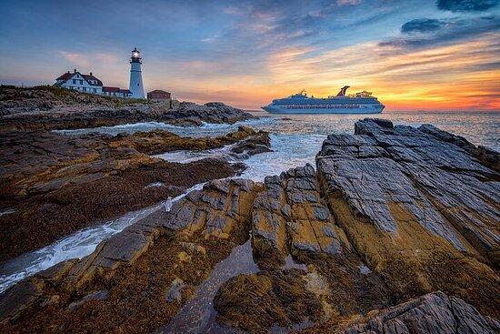 Tour privado de 2 horas por el faro de Portland, Maine