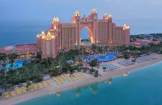 Atlantis Resort Twilight