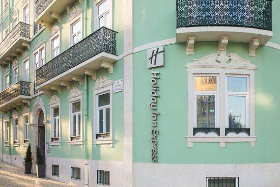Holiday Inn Express Lisbon - Av. Liberdade, hôtels à Lisbonne