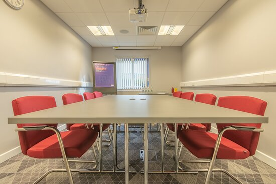 Rushton or Wicksteed Suite Boardroom Style