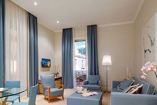 Living Room of Luxury Villa