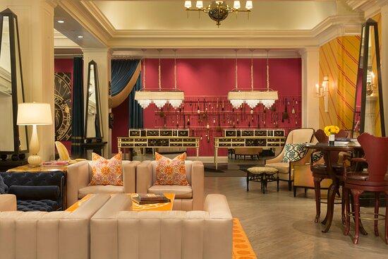 Kimpton Hotel Monaco Philadelphia, hôtels à Philadelphie