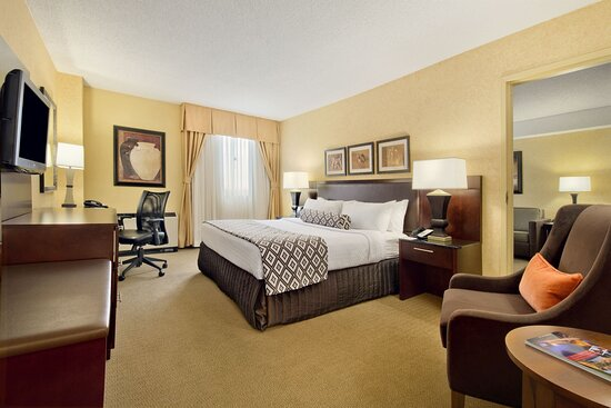 For extra space to stretch out and relax book our King Bed Suite