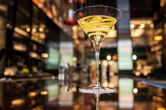 The Albert - Dirty Martini