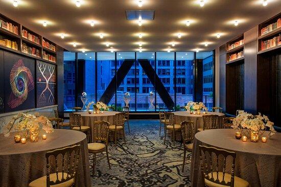 Symmetry Room - Banquet Setup