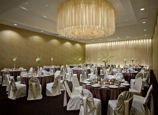 Balmoral Ballroom Banquet 2065 Sq. Ft.