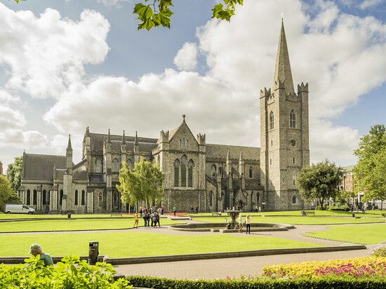 St Patrick's Cathedral is 25 minute walk from the hotel