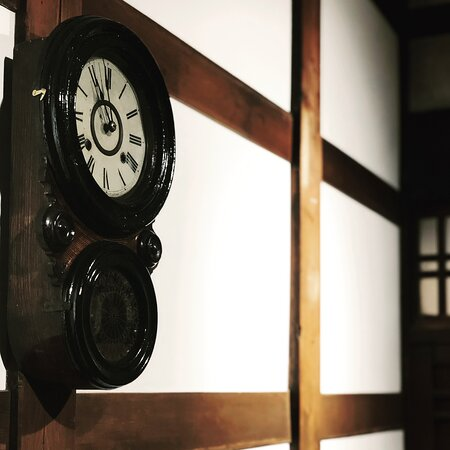 精工舎のだるま時計
