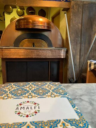 our pizza oven 450degree