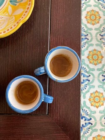 espresso (the real one) :)
