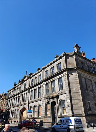 Great architecture along Dale Street