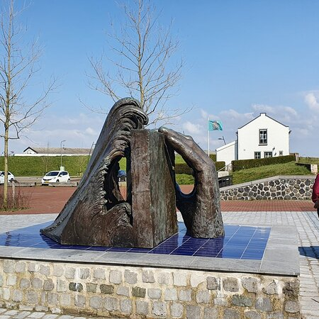 Monument Houen Jongens