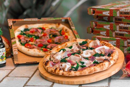 Pizze artigianale - Pizzeria Grani Antichi