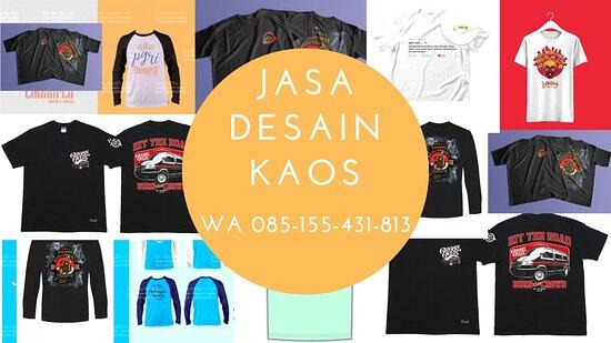 TERDEKAT WA 085-155-431-813 Jasa Desain Kaos Racing Bandung  Jasa Desain Kaos Di Kota Bandung, Jasa Desain Kaos Online Di Kota Bandung, Jasa Desain Kaos Anak Di Kota Bandung, Jasa Desain Kaos Profesional Di Kota Bandung, Jasa Desain Kaos Distro Di Kota Bandung  Kami adalah penyedia Jasa Desain Grafis yang Profesional. Re Studio Art (RESTART) hadir untuk anda. Dengan Komitmen yang tinggi, kami memberikan Jasa Terbaik dengan harga Bersaing. Kami berharap menjadi One Stop Solution bagi anda. Kami s