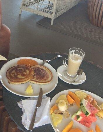 Bububu, Tanzanija: desayuno espectacular....