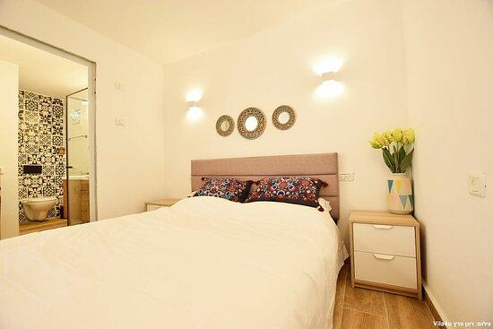 Rosh Pina, Israel: מיטה זוגית