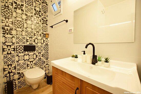 Rosh Pina, Israel: מקלחת