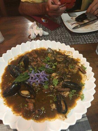 Best food I've had in Costa Rica