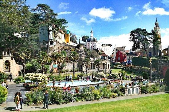 Portmeirion, Castles and Snowdonia...