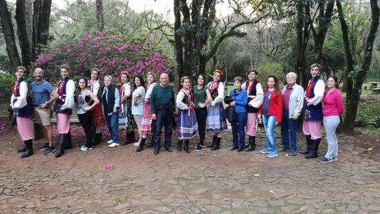 """Apostoles, الأرجنتين: Tour """"Yerba Mate y Tradición"""", visitando la ciudad de Apóstoles, """"Capital Nacional de la Yerba de Mate"""". """