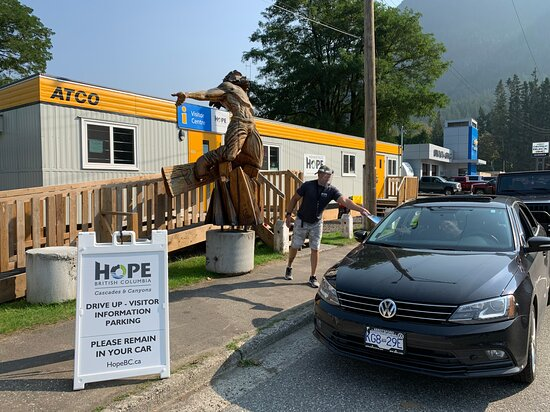 Hope, Cascades & Canyons Visitor Centre