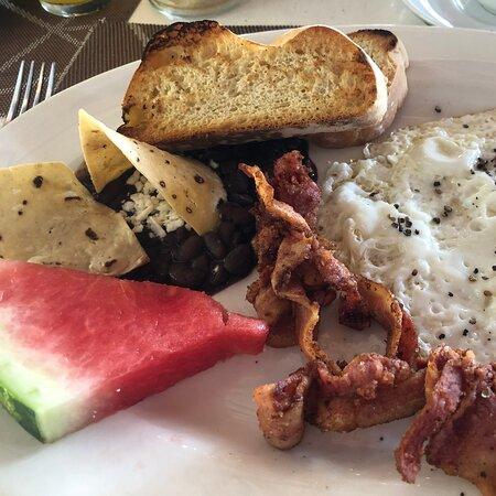 Great value breakfast