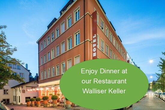 Best Western Plus Hotel Zurcherhof, Hotels in Zürich