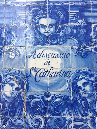 Sta Catarina Discussion in Porto