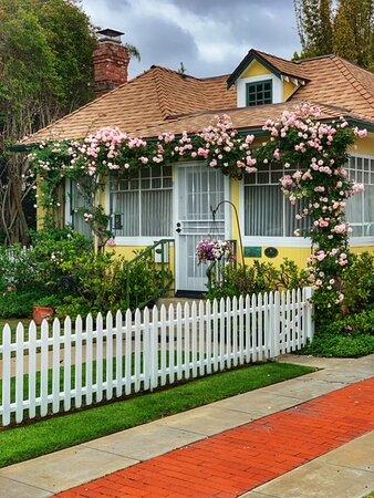 Darling home in Coronado Village