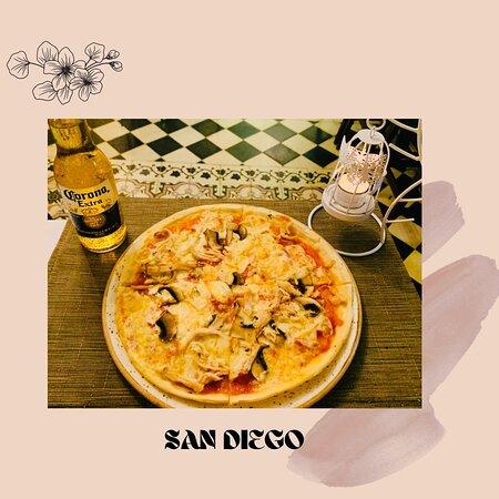 Restorante San diego